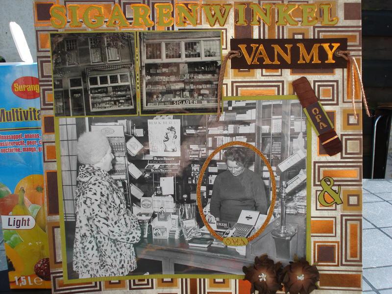 sigarenwinkel van my opa & oma