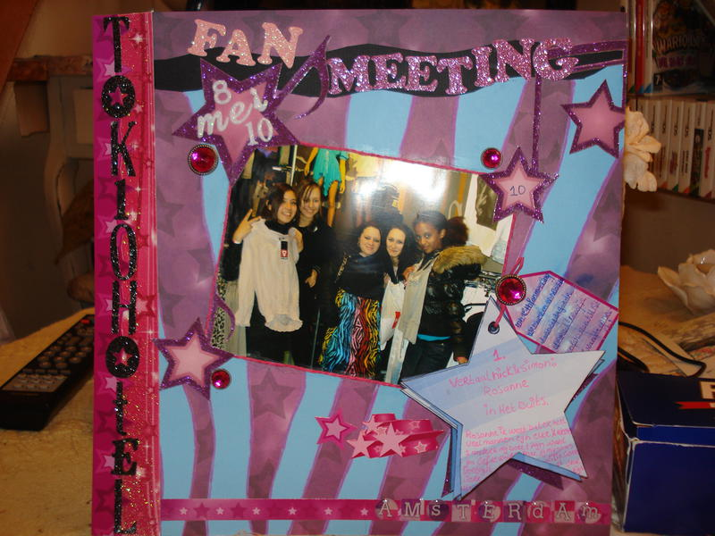 th fanmeeting amsterdam 8mei'10