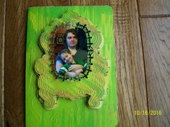 Bday card for my SIL