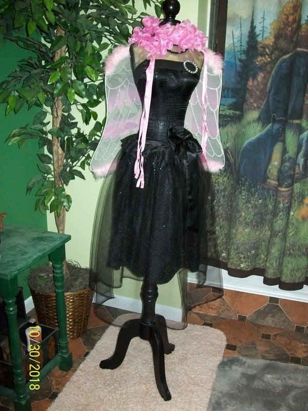 Dress Form her name is Lindangel