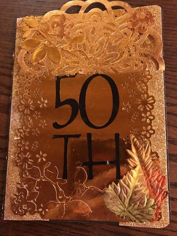 BFF 50th Anniversary