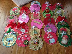 Christmas cards (group)