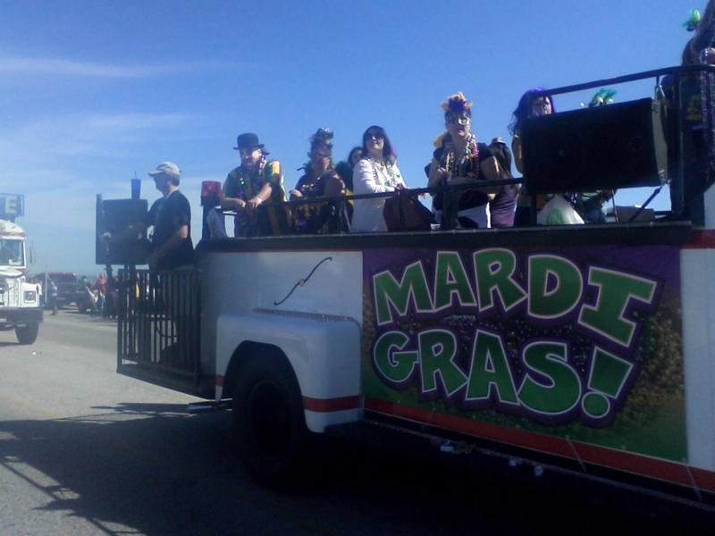 Mardi Gras  Galveston 2013