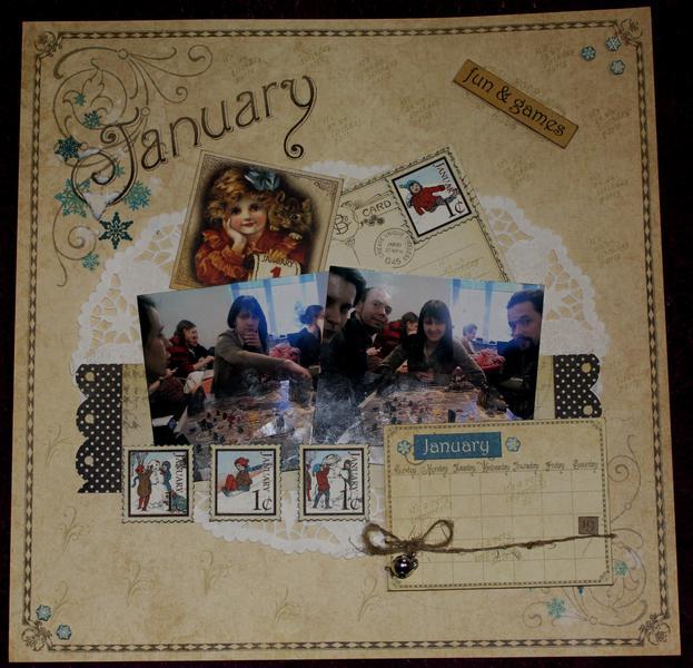 January page