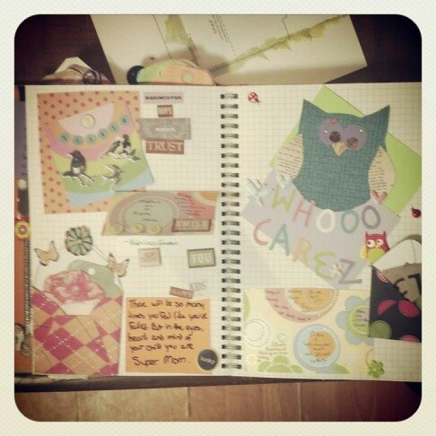 Smashbook Page