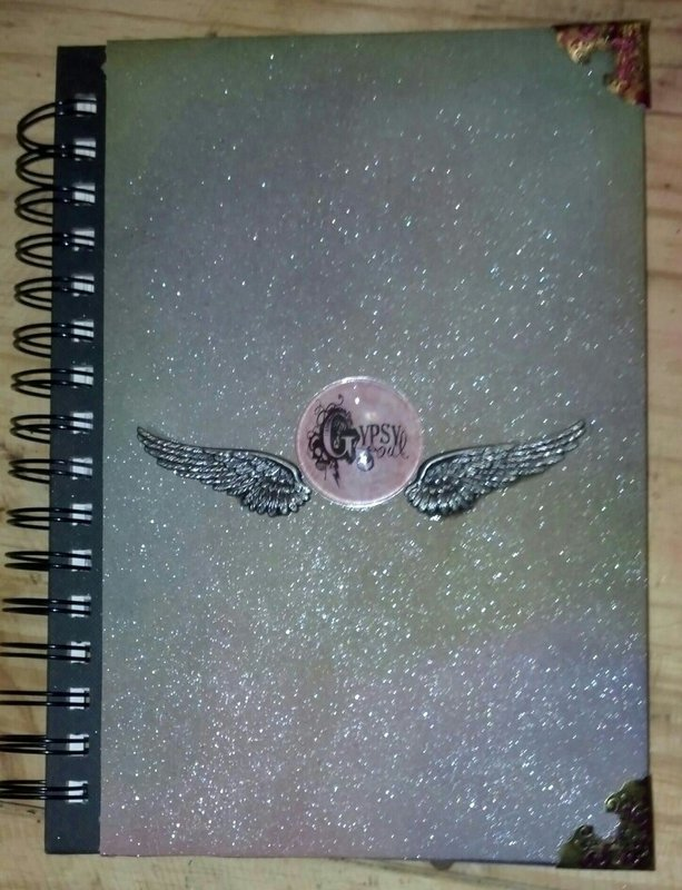 Altered Sketch Book