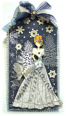Flying Unicorn Bloghop JN Winter Tag by Lainie Michel