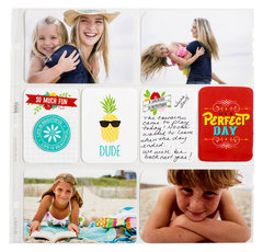 Project Life Sunkissed Value Kit
