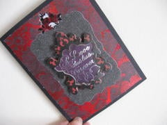 Valentines Card for Vampires