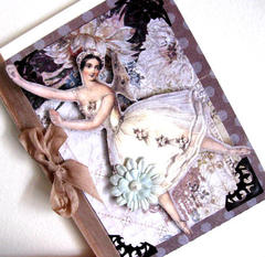 A Dancing Fairy Collage