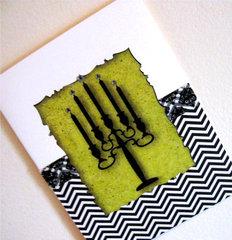 Very Simple yet Elegant Card