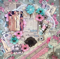 A Stitch In Time - Reneabouquets