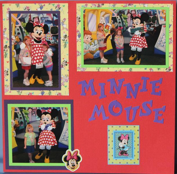 Minnie's Autograph
