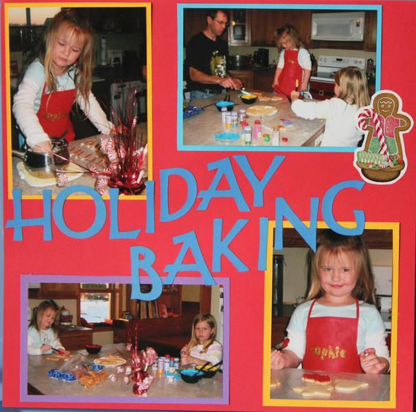 Holideay Baking
