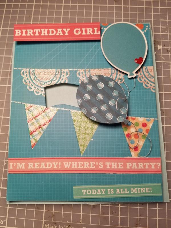 Brooklyn's Birthday Card