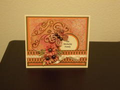 2012 Thanksgiving Card