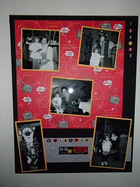 Disney 99 Canvas