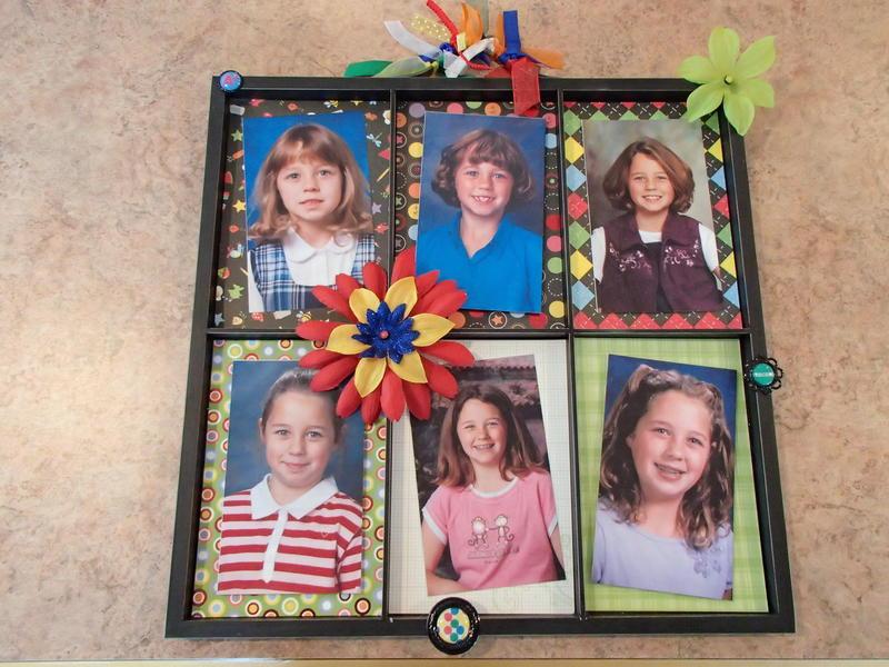 K - 5th Grade Tray