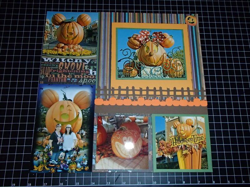 Disney Pumpkins #2