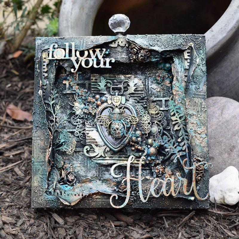 Blue Fern Studios - Follow your Heart