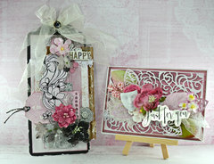 Tag & Card Set Just for You!