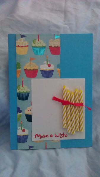Cupcake Candles