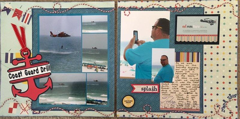 Coast Guard Drill
