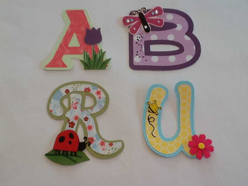 Letters of the Alphabet #5 Swap