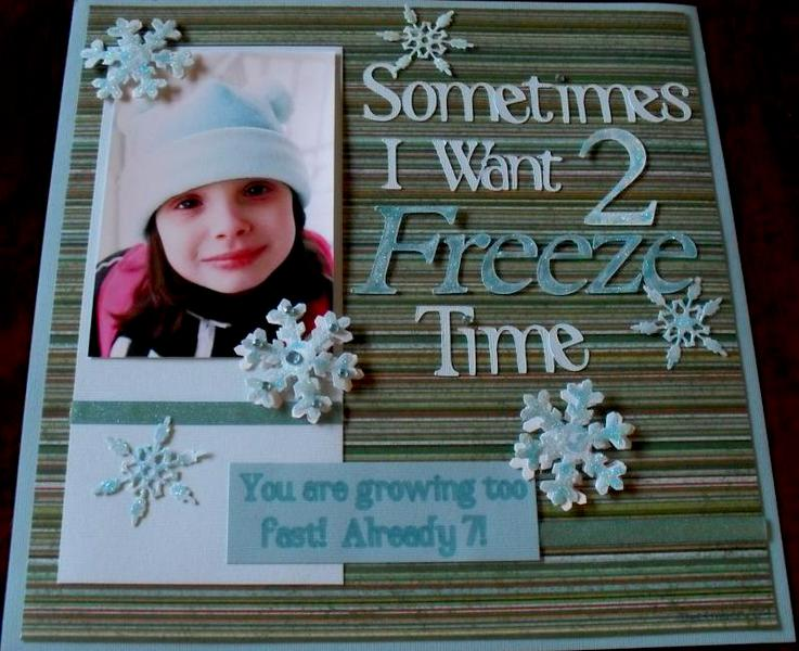 Freeze You
