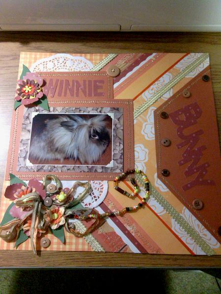 Winnie loinhead rabbitt