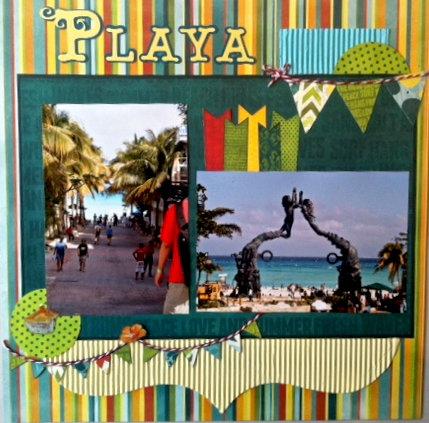 Playa Del Carmen Page 1