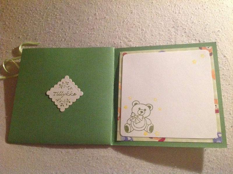 Baby-boy card inside
