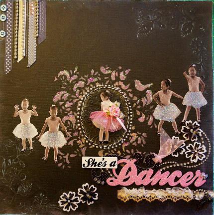 She's a Dancer