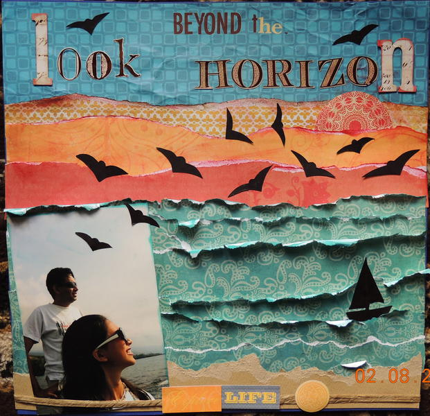 look beyond the Horizon