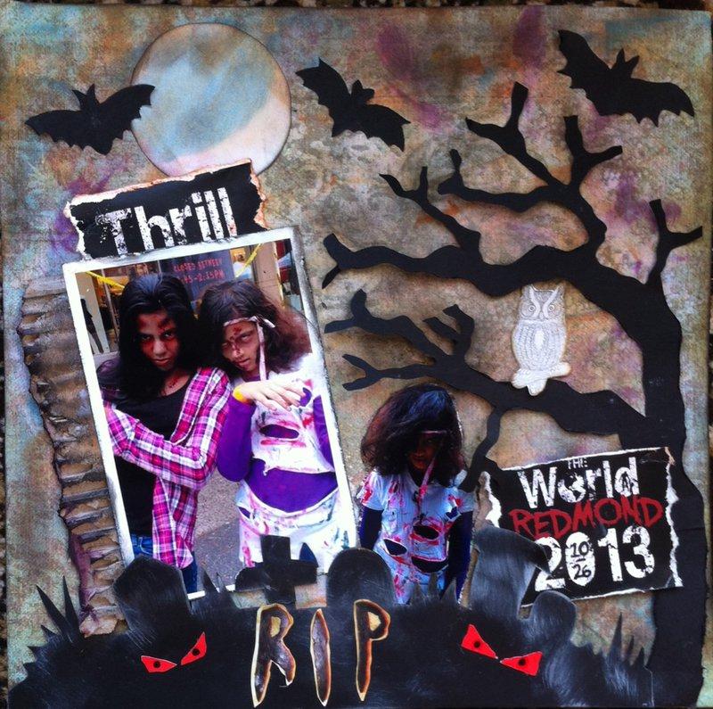 thrill the world