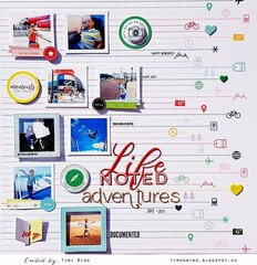 Life noted adventures