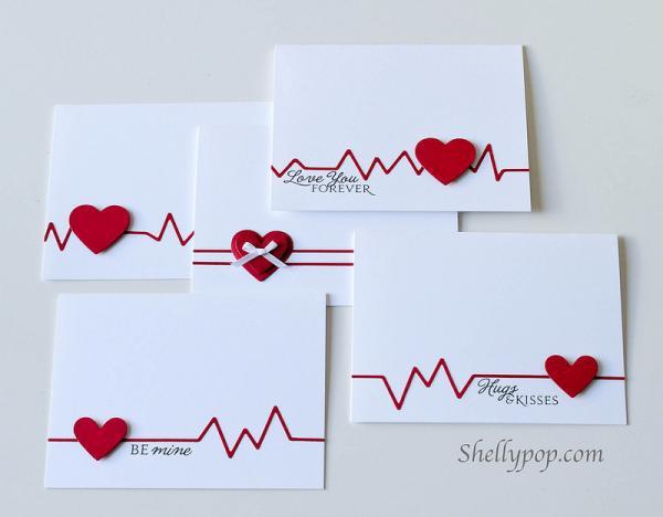 Heartbeat Cards