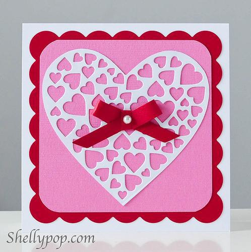 Lace Heart Valentine