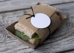 Sandwich Wrap Tray