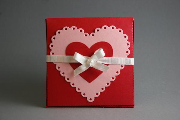 Valentine CD Case
