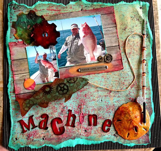 Fishing Machine-Page 2