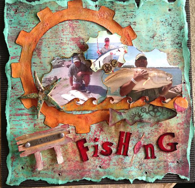 Fishing Machine-Page 1