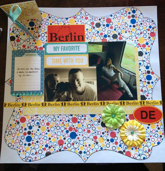 Berlin:My favorite time with you