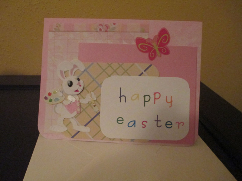 Easter Cards for my Grandchildren.