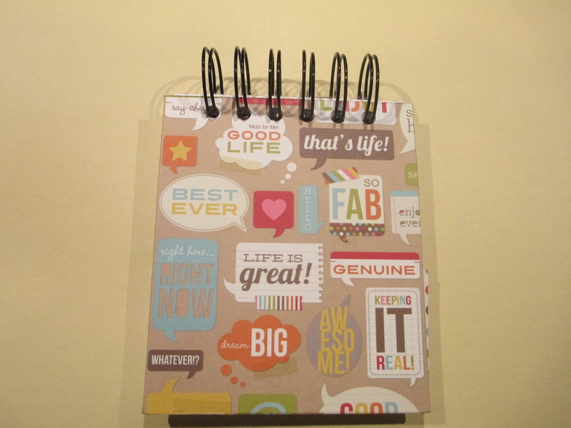 Cinch notebook