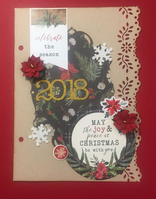 December Daily: Cover Page