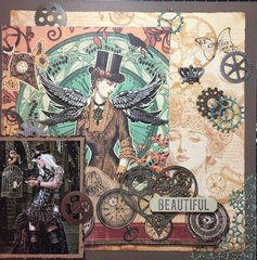 Beautiful (Steampunk)