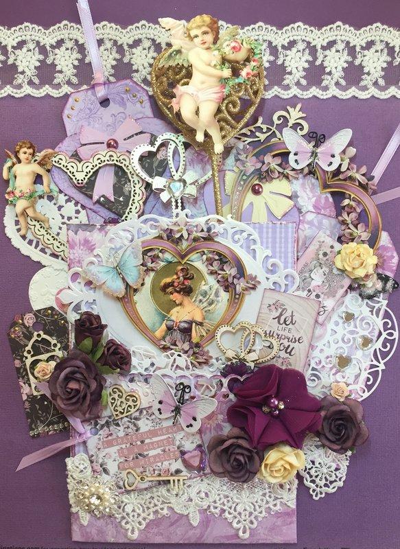 Romantic Loaded Envelope for Kanga (FB)