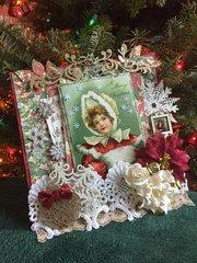 A Merry Christmas (8 x 8).