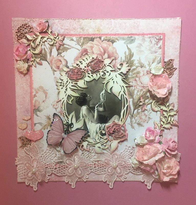 Pink Lady (8 x 8)